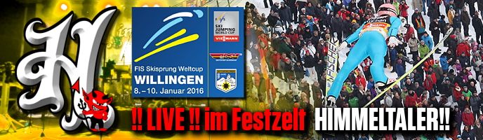 FIS Skispung Weltcup in Willingen