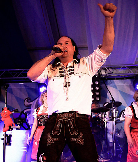 Die Himmeltaler - Bandmitglied Uwe
