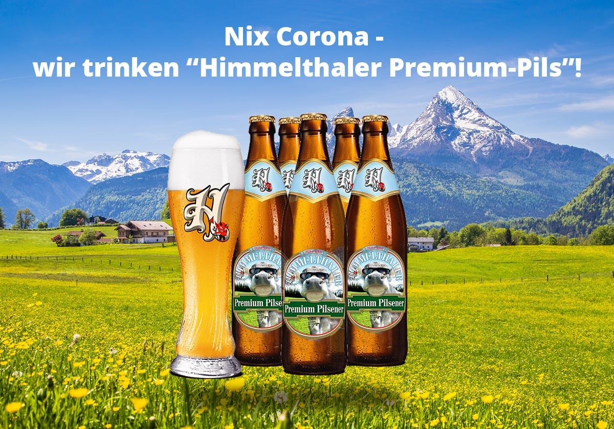 """""""Special Edition"""" Himmelthaler Bier"""
